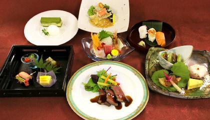 会席料理 8,470円コース