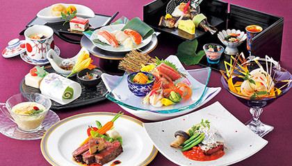 会席料理 14,520円コース