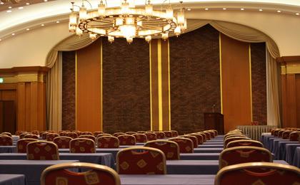 会議室ライフォートホールの写真