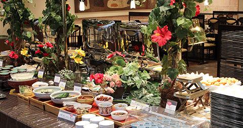 ホテルライフォート札幌 朝食