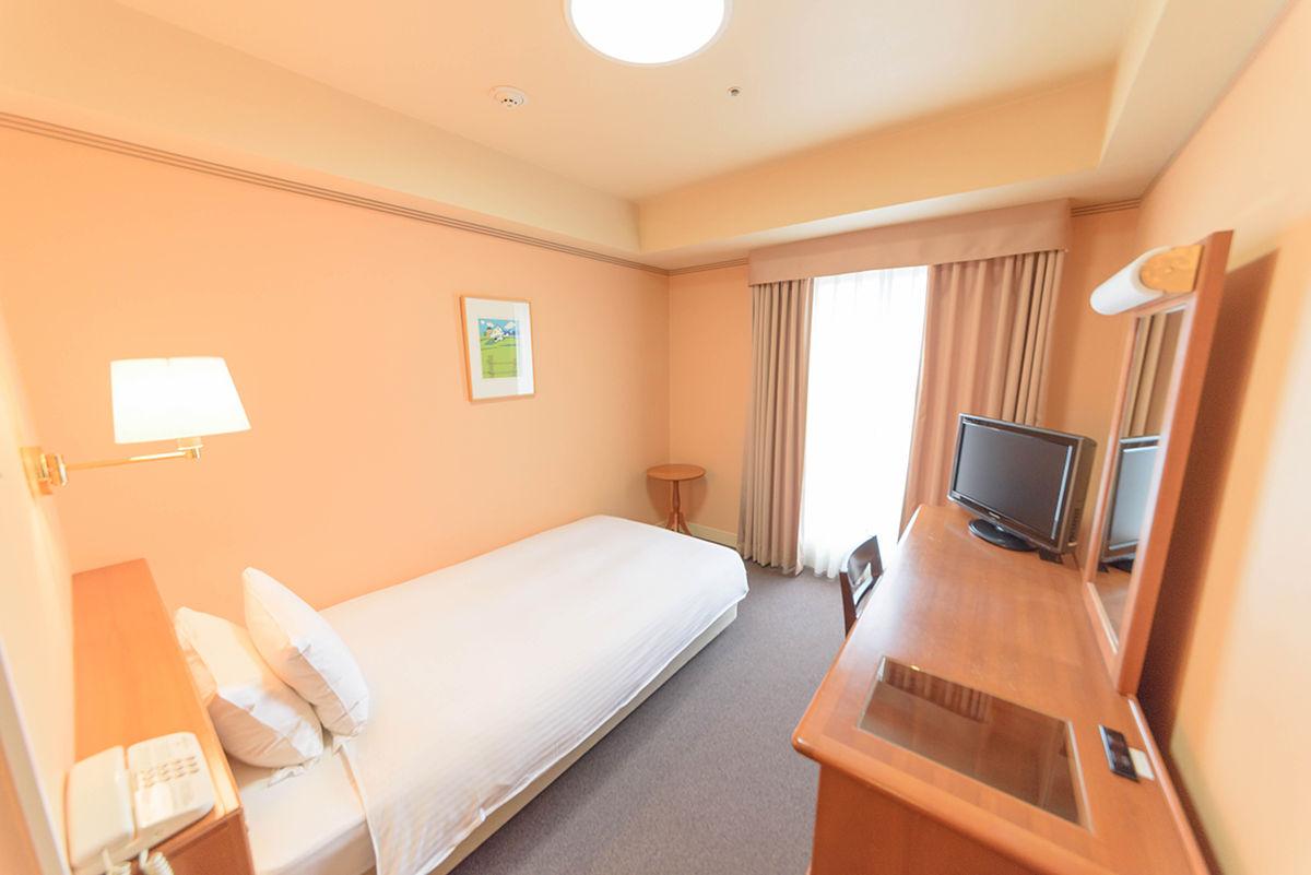 ホテルライフォート札幌 シングルルーム
