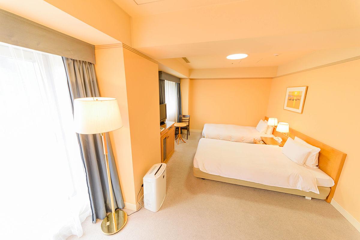 ホテルライフォート札幌 コンフォートツイン