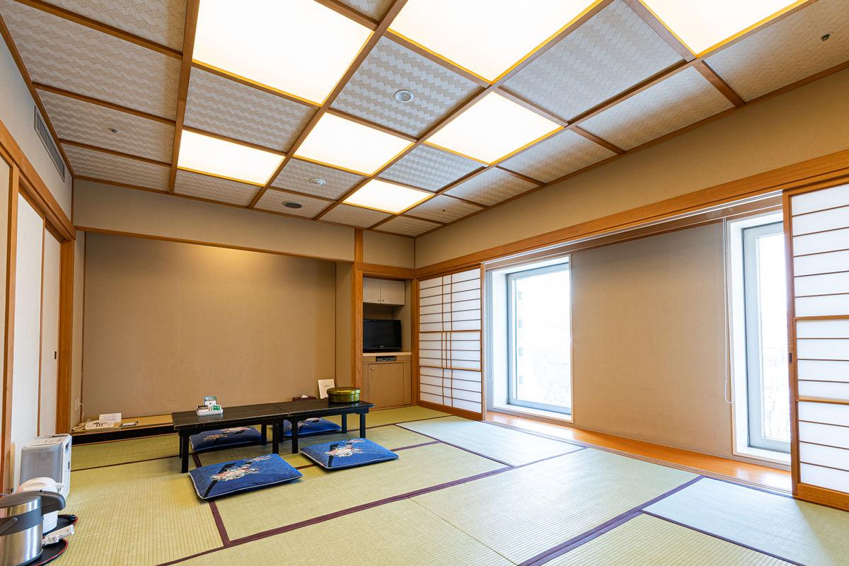ホテルライフォート札幌 和室
